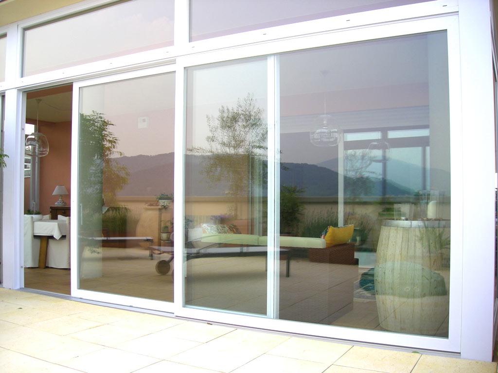 Infissi Legno Alluminio Albertini serramenti in alluminio - porte finestre giambo a verbania